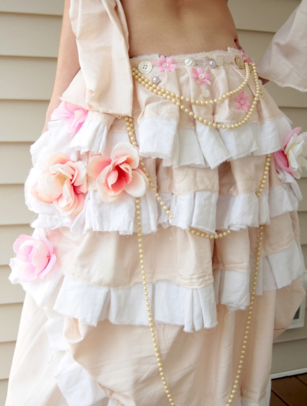 Shabby chic bustle outfit - Shabby chic outfit ideas ...