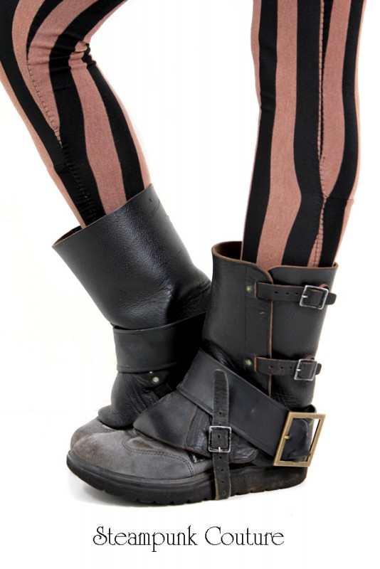 how to use boot gaiters